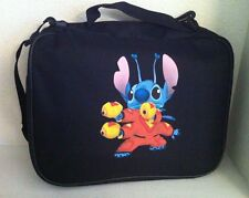 TRADING PIN BAG FOR DISNEY PINS  STITCH ALIEN LARGE Book