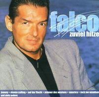 Falco Zuviel Hitze (compilation, 16 tracks, 1982-85) [CD]