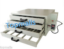 Drying Cabinet for Screen Printing Drying Area 64*53cm Screen Printing Equipment