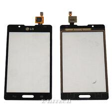 LG P710 Optimus veces magnética 2 L7 Negro Digitalizador Pantalla Táctil Lente de Vidrio de Repuesto + Herramientas