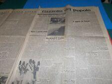 1935 TAZIO NUVOLARI CIRCUITO MONTENERO LIVORNO MASERATI ALFA ROMEO CICLISMO OLMO