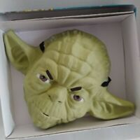 Ben Cooper Yoda star wars vacuform mask Halloween Rubie's Box Lunch Exclusive