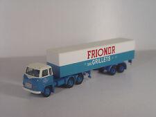 Scania LBS 76 FRIONOR LKW - Brekina HO 1:87 Modell 85182 #E