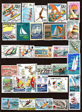 TOUS PAYS Sport:natation, plongeon,water-sking,voiles, divers 558