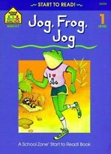 Jog, Frog, Jog - level 1 (Start to Read! Library Edition Series)