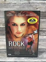 Rock My World DVD 2002 Peter O'Toole Alicia Silverstone English & French NEW