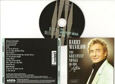 """BARRY MANILOW CD """"THE GREATEST SONGS OF THE FIFTIES"""" 2006 UNCHAINED MELODY VENUS"""