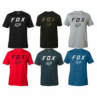 Fox Racing Legacy Moth Short Sleeve Tee Crew Neck Cotton Casual MotoX T-Shirt