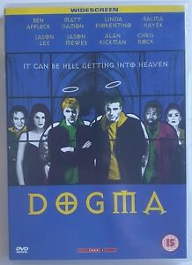 Dogma DVD R2 Cat No. CCD9108