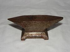 Schöner alter Amboss aus Eisen - Gewicht ca.547 Gramm