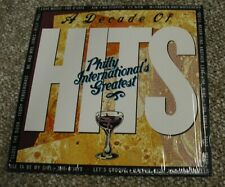 A Decade of Hits. Philly Soul. Philadelphia International Greatest Hits. LP