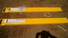 FORKLIFT FORK EXTENTIONS {ONE PAIR }