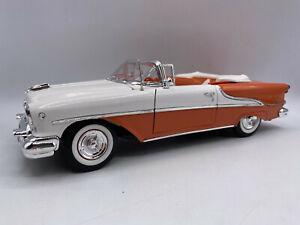 Welly 1955 Oldsmobile Super 88 Custom 1/18 Scale Diecast Unique Color