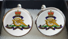 Made to Order Royal Artillery Cufflinks - A Great Gift