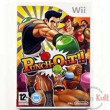 Jeu Punch-Out !! [VF] sur Nintendo Wii NEUF sous Blister