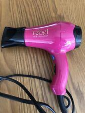 Revel Pink Travel/mini Hairdryer
