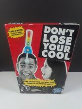 Dont Lose Your Cool Adult Party Interactive Board Game Hasbro HSBE1845