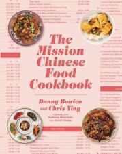 The Mission Chinese Food Cookbook  (ExLib) by Chris Ying; Danny Bowien