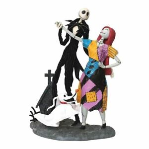 Possible Dreams 6000808 Jack And Sally Figurine New & Boxed