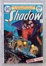 The SHADOW Vol-1, #4, 1974, DC, GRADED 8.3 by MCG MW Comic Grading, NOT CGC PGX