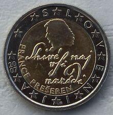 2 Euro Slowenien 2007 unz