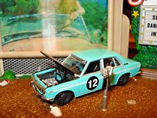 "1969 69 NISSAN ""DATSUN"" BLUEBIRD 1600 LIMITED EDITION 1/64 JAPANESE CLASSIC CAR"