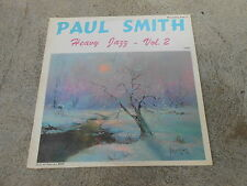 PAUL SMITH-HEAVY JAZZ VOL. 2-LP-SIGNED-RAY BROWN-LOUIS BELLSON-1977-(NM-)