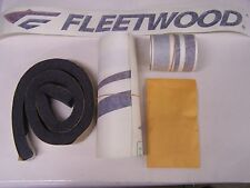 COLEMAN FLEETWOOD CURBSIDE TRIM KIT 4100 DECAL