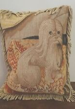 Decorative Tapestry Pillow Of Maltese Dog Home Decor