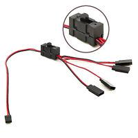 4-way LED-Lichtsteuerung Switch Wire Y Kable für 1/10 TRX-4 SCX10 RC Auto Car