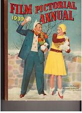 FILM PICTORIAL ANNUAL 1939-USED-