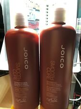 Joico Smooth Cure Sulfate-free Shampoo + Conditioner 16.9 Oz Duo