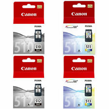 Canon PG510 CL511 PG512 CL513 Black Colour Ink Cartridge For PIXMA MP490 Printer