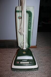 vintage Eureka ESP 2 speed model 2091D upright vacuum cleaner great condition