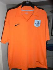 Holland Hogar Camiseta De Fútbol - 2006/08 - XXL/2XL Adulto-Nike-Países Bajos