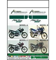 kit adesivi stickers compatibili transalp xl 600 v 1992-1993