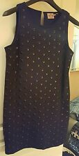 JUICY COUTURE Black Dress Studded, Size M