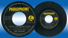 Philippines THE BEATLES I Should Have Known Better 45 rpm Record