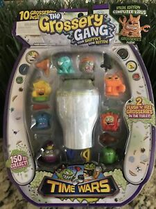 The Grossery Gang - Time Wars - Series 5 - 10-Pack (Mb)