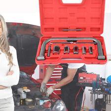 10 Pcs Valve Spring Compressor Kit Removal Installer Tool For Car Van Motorcycle