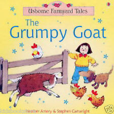 Preschool Story Book - Usborne Farmyard Tales: THE GRUMPY GOAT - NEW