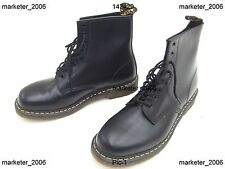 DOC DR. MARTENS 1460 BLACK SMOOTH BOOTS SHOES US MENS SIZE 13 NEW