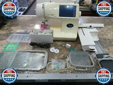 Brother Pacesetter Sewing & Embroidery Machine PC 8200 Free Arm Digital Display