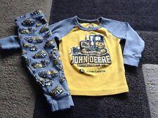 John Deere Toddler Boy/'s Construction PJ Set  LP65230