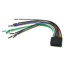 16-PIN RADIO CAR AUDIO STEREO WIRE HARNESS for KENWOOD KDC-X994 KDC-X995