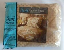 Vintage PACIFIC MIRACALE California King Fitted Sheet NOS New in package