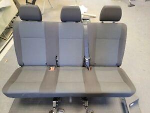 VW T6 Kombi Seats SWB Rubber Floor & Installation