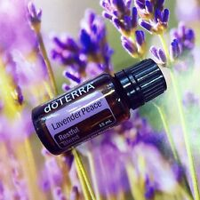 doTERRA Lavender Peace 15ml Therapeutic Essential Oil Aromatherapy