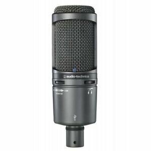 Audio-Technica AT2020USBPLUS Cardioid Condenser USB Microphone