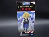 ONE PIECE WCF World Collectable Figure Revolutionary Army 02 SABO JAPAN